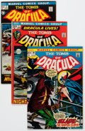 Bronze Age (1970-1979):Horror, Tomb of Dracula #1-24 Group (Marvel, 1972-74) Condition: AverageFN+.... (Total: 24 Comic Books)