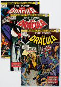 Bronze Age (1970-1979):Horror, Tomb of Dracula #25-70 Group (Marvel, 1974-79) Condition: AverageVF/NM.... (Total: 46 Comic Books)