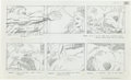 "Original Comic Art:Panel Pages, Jack Kirby Fantastic Four ""Blastaar the Living Bomb Burst"" Storyboard #60 Original Animation Art (DePatie-Freleng,..."