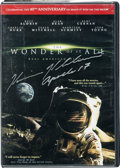 Explorers:Space Exploration, Harrison Schmitt Signed DVD: The Wonder of it All, with JSACOA....