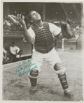 Baseball Collectibles:Photos, 1950's Roy Campanella Signed Photograph. ...
