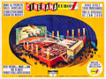 """Movie Posters:Documentary, This is Cinerama (Cinerama Europe 1, 1961). French Four Panel (94"""" X 124.5"""").. ..."""