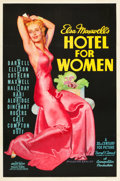 """Movie Posters:Drama, Hotel for Women (20th Century Fox, 1939). One Sheet (27"""" X 41"""")....."""