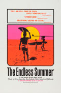 "Movie Posters:Sports, The Endless Summer (Cinema 5, 1966). Day-Glo Silk Screen One Sheet(27"" X 41"").. ..."