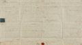 Books:World History, Land Indenture in the Reign of George The Third. Manuscript on parchment. Dated January 2, 1792. ...
