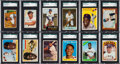 Baseball Cards:Lots, 1951 - 1975 Willie Mays Collection (68) Including 1951 BowmanRookie. ...