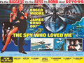 "Movie Posters:James Bond, The Spy Who Loved Me (United Artists, 1977). Subways (3) (41"" X54"") 3 Styles.. ... (Total: 3 Items)"
