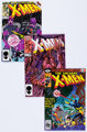 X-Men Related Group of 65 (Marvel, 1979-97) Condition: Average NM-.... (Total: 65 Comic Books)
