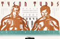 Boxing Collectibles:Memorabilia, 1988-91 Mike Tyson Fight Posters Lot of 2 with Buster Douglas & Tony Tubbs Fights. ...