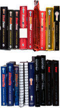 Books:Children's Books, [Ian Fleming, association]. Charlie Higson. The Complete Young BondSeries of Novels. London: Puffin, [2005-2009]. ... (Total: 19Items)