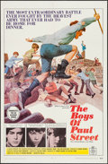 """Movie Posters:Foreign, The Boys of Paul Street & Other Lot (20th Century Fox, 1969). One Sheets (2) (27"""" X 41""""). Foreign.. ... (Total: 2 Items)"""
