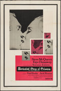 "Movie Posters:Crime, The Thomas Crown Affair (United Artists, 1968). Argentinean Poster(29"" X 43.25""). Crime.. ..."