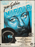"""Movie Posters:Foreign, Miroir (Gaumont, 1947). French Grande (47"""" X 63""""). Foreign.. ..."""