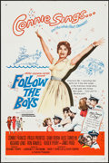 """Movie Posters:Comedy, Follow the Boys & Other Lot (MGM, 1963). One Sheets (2) (27"""" X 41""""). Comedy.. ... (Total: 2 Items)"""