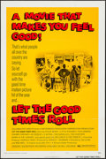 "Movie Posters:Rock and Roll, Let the Good Times Roll (Columbia, 1973). One Sheet (27"" X 41"") Style D. Rock and Roll.. ..."