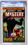 Bronze Age (1970-1979):Horror, Journey Into Mystery #4 (Marvel, 1973) CGC NM+ 9.6 Off-white towhite pages....