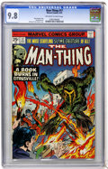 Bronze Age (1970-1979):Horror, Man-Thing #17 (Marvel, 1975) CGC NM/MT 9.8 Off-white to whitepages....