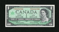 Canadian Currency: , BC-45bA $1 1967.. ...