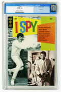 Silver Age (1956-1969):Adventure, I Spy #5 (Gold Key, 1968) CGC VF/NM 9.0 Off-white to white pages. Photo cover of Robert Culp and Bill Cosby. Al McWilliams a...