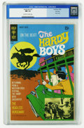 Bronze Age (1970-1979):Cartoon Character, Hardy Boys #3 File Copy (Gold Key, 1970) CGC NM 9.4 Off-white towhite pages. Partial photo cover. Overstreet 2005 NM- 9.2 v...
