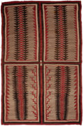 Other, A Navajo Regional Rug . c. 1925...