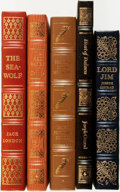 Books:Literature 1900-up, [Easton Press]. Group of Five. Norwalk, CT: The Easton Press, [1977 - 1980]. . ... (Total: 5 Items)