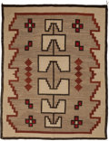American Indian Art:Weavings, A Navajo Regional Rug . c. 1940...