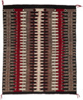 American Indian Art:Weavings, A Navajo Regional Rug . c. 1950...
