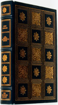 Books:Fine Bindings & Library Sets, John Fowles. SIGNED. The French Lieutenant's Woman. FranklinCenter: The Franklin Library, 1979....