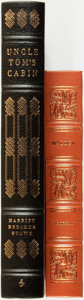 Books:Fine Bindings & Library Sets, [Fine Binding & Library Sets]. Pair of Titles. Norwalk: The Easton Press, 1979 and 1981.... (Total: 2 Items)
