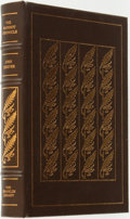 Books:Fine Bindings & Library Sets, John Cheever. SIGNED. The Wapshot Chronicle. Franklin Center: The Franklin Library, 1978....