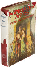 Books:Fiction, Edgar Rice Burroughs. The Warlord of Mars. Chicago: A. C. McClurg & Co., 1919. First edition. Inscribed by Burroug...