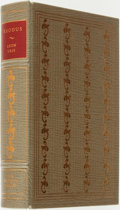 Books:Fine Bindings & Library Sets, Leon Uris. SIGNED. Exodus. Franklin Center: The Franklin Library, 1977....