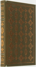 Books:Fine Bindings & Library Sets, James T. Farrell. SIGNED. Young Lonigan. Franklin Center:The Franklin Library, 1978....