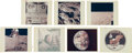 "Photography:Official Photos, Apollo 11: Nineteen Original NASA Photos Including Thirteen ""Red Number"" Examples...."