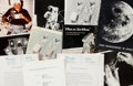 Explorers:Space Exploration, Apollo 11 Space Food Photos and Press Release with OtherMemorabilia....