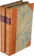 Books:Travels & Voyages, W[illiam] Ellis. An Authentic Narrative of a Voyage Performed byCaptain Cook and Captain Clerke in His Majesty's Ships ... (Total:2 Items)