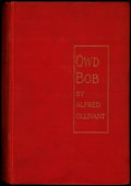 Books:Children's Books, Alfred Ollivant. With Two Signed Letters. Owd Bob.London: Methuen & Co., 1898....