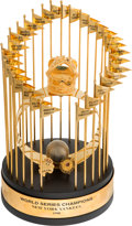 Baseball Collectibles:Others, 1998 New York Yankees World Series Championship Trophy....