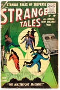 Silver Age (1956-1969):Horror, Strange Tales #43 (Atlas, 1956) Condition: GD/VG....