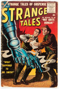 Silver Age (1956-1969):Horror, Strange Tales #49 (Atlas, 1956) Condition: GD/VG....