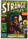 Golden Age (1938-1955):Horror, Strange Tales #11 (Atlas, 1952) Condition: VG/FN....