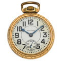 Timepieces:Pocket (post 1900), Waltham 21 Jewel 645 Pocket Watch. ...