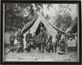 Military & Patriotic:Civil War, Guidon Carried At Appomattox Court House.... (Total: 2 Items)