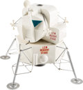 Explorers:Space Exploration, Apollo Lunar Excursion Module Early Prototype Model by NASA ModelShop....