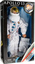 Explorers:Space Exploration, Apollo 13 Kenner Limited Edition Commemorative Astronaut Doll inBox Directly from the Personal Collection of Mission Commande...