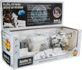 Explorers:Space Exploration, Apollo 11: First Lunar Landing Transporter Device IPI 2000 Playset,with Original Box....