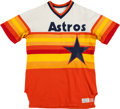 Baseball Collectibles:Uniforms, 1977-79 Jose Cruz Game Worn Houston Astros Jersey. ...