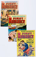 Golden Age (1938-1955):Romance, First Romance File Copies Group of 31 (Harvey, 1950-58) Condition:Average VF-.... (Total: 31 Comic Books)