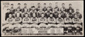Football Collectibles:Photos, 1936 Wheaties World Champion Green Bay Packers Panoramic PhotographPremium - With Curly Lambeau! ...